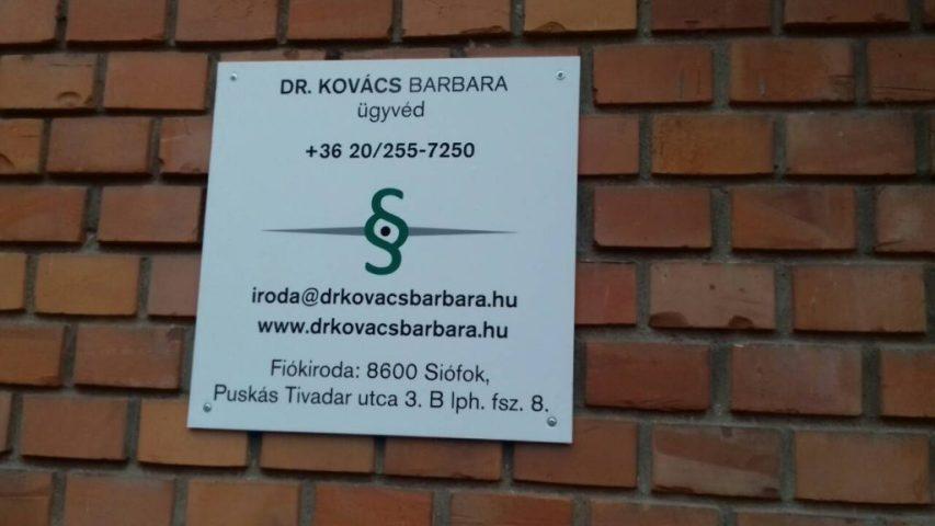 ügyvéd, siófoki ügyvéd, ügyvéd siófok, pécsi ügyvéd, Dr. Kovács Barbara ügyvéd
